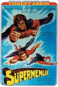 Los tres supermanes contra el padrino