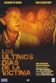 Ver película Los últimos días de la víctima