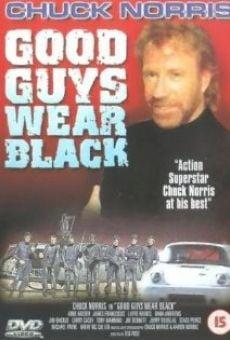 Los valientes visten de negro online
