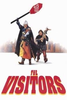 Ver película Los visitantes ¡No nacieron ayer!