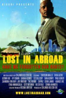 Ver película Lost in Abroad