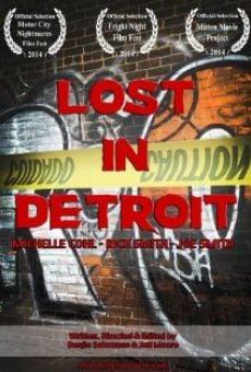 Watch Lost in Detroit online stream