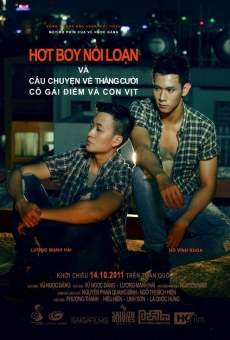 Hot boy noi loan - cau chuyen ve thang cuoi, co gai diem va con vit on-line gratuito