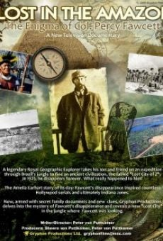 Lost in the Amazon: Col. Percy Fawcett online free