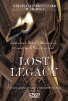 Watch Lost Legacy online stream