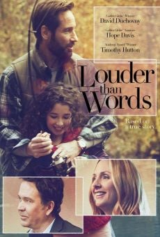 Ver película Louder Than Words