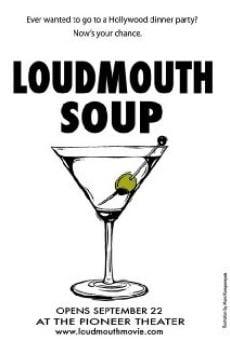 Ver película Loudmouth Soup