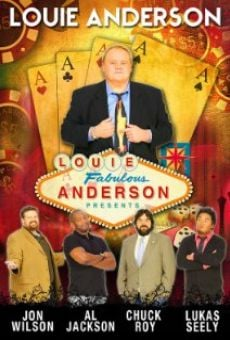 Louie Anderson Presents online