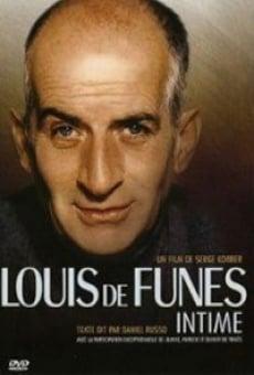 Ver película Louis de Funès íntimo