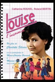 Ver película Louise... l'insoumise