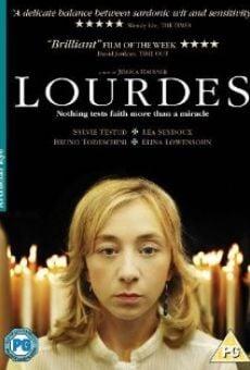 Ver película Lourdes