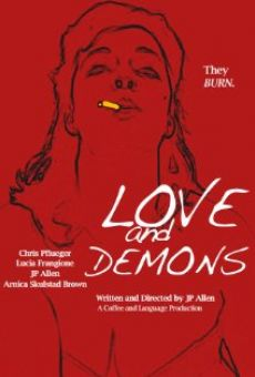 Ver película Love and Demons