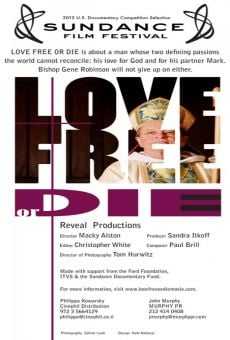 Película: Love Free or Die: How the Bishop of New Hampshire is Changing the World