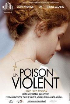 Un poison violent online