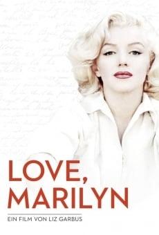 Love, Marilyn on-line gratuito