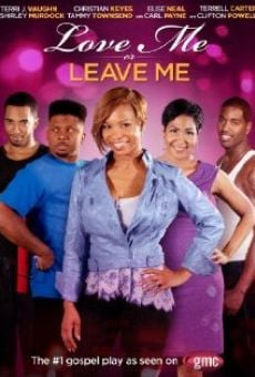 Película: Love Me or Leave Me