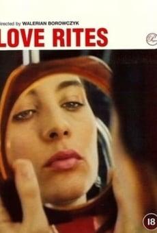 Ver película Love Rites