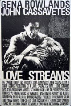 Love Streams on-line gratuito