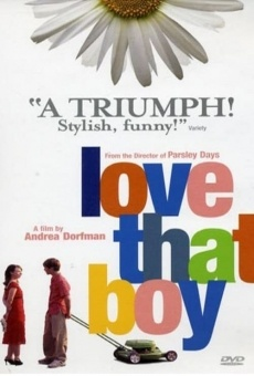 Película: Love That Boy