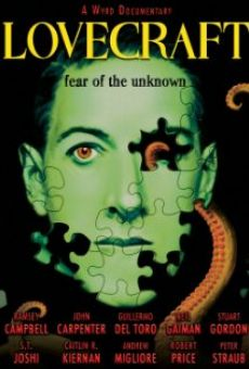 Película: Lovecraft: Fear of the Unknown