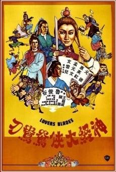 Ver película Lovers Blades