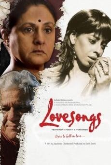 Ver película Lovesongs