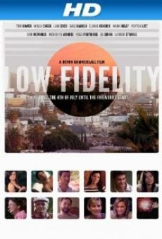 Low Fidelity online streaming