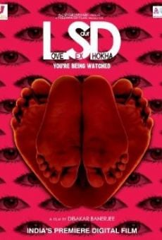 LSD: Love, Sex Aur Dhokha on-line gratuito