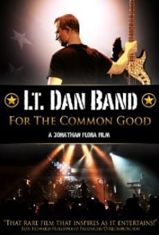 Película: Lt. Dan Band: For the Common Good