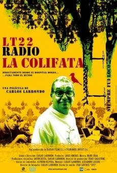 LT22 Radio La Colifata on-line gratuito
