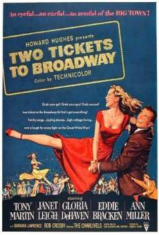 Two Tickets to Broadway on-line gratuito