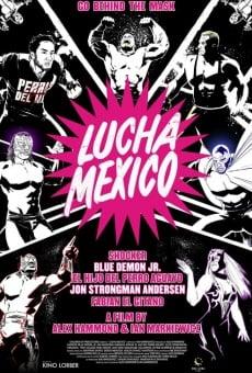 Ver película Lucha Mexico
