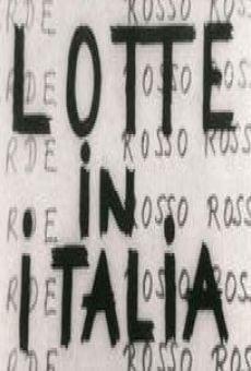 Ver película Luchas en Italia