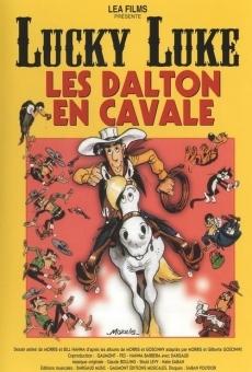 Ver película Lucky Luke: La fuga de los Dalton