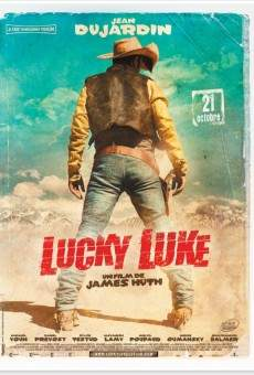 Lucky Luke on-line gratuito