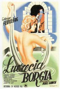 Ver película Lucrecia Borgia