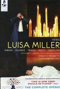 Ver película Luisa Miller