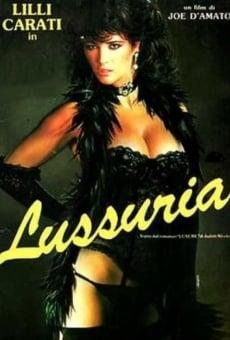 Ver película Lujuria
