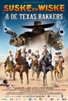 Película: Luke and Lucy: The Texas Rangers