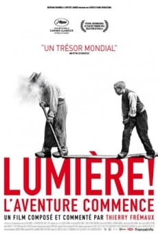 Ver película ¡Lumière! Comienza la aventura