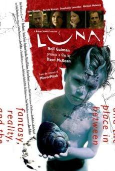 Ver película Luna