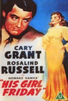 His Girl Friday on-line gratuito