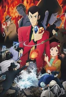 Lupin III: Chi no Kokuin Eien no Mermaid on-line gratuito