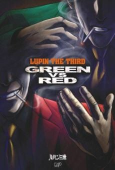 Película: Lupin III: Green VS Red