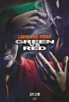 Lupin III: Verde Contro Rosso online