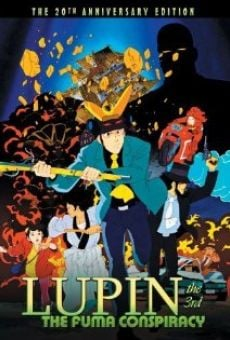 Lupin III: La cospirazione dei Fuma online