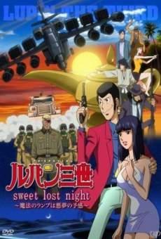 Lupin III: Sweet Lost Night - Mahou no Lamp wa Akumu no Yokan on-line gratuito