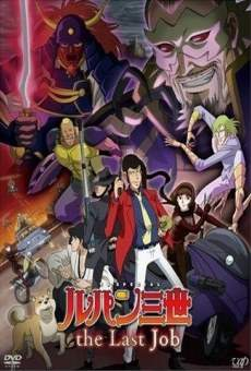Lupin III: The Last Job on-line gratuito