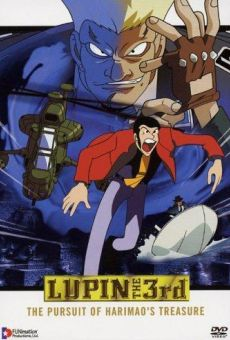 Película: Lupin III: The Pursuit of Harimao's Treasure