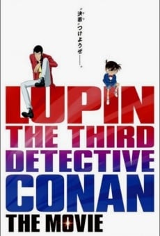 Rupan Sansei vs Meitantei Conan: The Movie on-line gratuito
